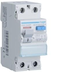 INTER. DIF. 2P 40A 30MA TIPO AC 2M CDC240P - CDC240P