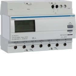 CONT. ENERGIA TRIF. DIRECTO 100A EC360 - EC360