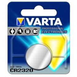PILHA VARTA ELECTRONICS LITIO CR2320 - 9006320