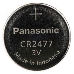 Pilha Litio CR2477 3.0V LiMnO2 - Panasonic - 112-0203