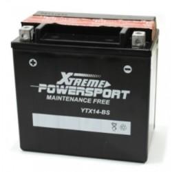 Bat. Moto YTX14-BS 12V 12Ah 180A - MOTYTX14BSXTR