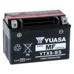 Bat. YTX9-BS Yuasa - MOTYTX9BSYUA