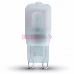 Lâmpada LED G9 2.5w 25W 300º Luz Quente 200Lm - 8957205