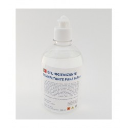 Gel Desinfectante Álcool Gel para mãos 500 ml - 5002000002