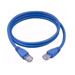 PATCH CABLE RJ45 CAT5e 0,50Mt AZUL - 140205020AZ050