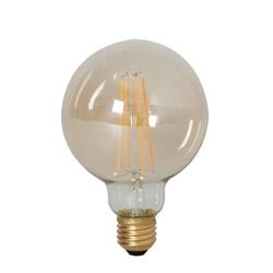 LAMPADA FILAMENTO GL. GOLD 4W 2100K E27 G95 DIM CALEX