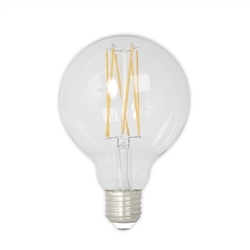 LAMP. LED FIL. G80 4W 2300K E27 Dimável CALEX - 5842545000