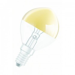 DECOR P GOLD 40W 240V E14 - 001111