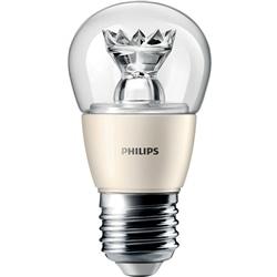 MASTER LED Esférica Clara Dimmtone 6W=40W E27 230V 2700K - 45360500