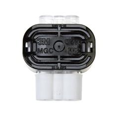 Conector baixa potência 2 Pólos 3M 80611434152 - 3M80611434152