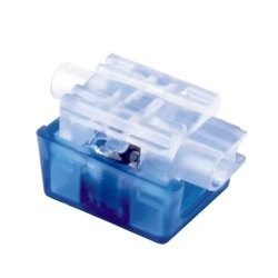 Conector rápido Azul 0.4-0.9mm2 UB2A 3M 80611327471 - 3M80611327471