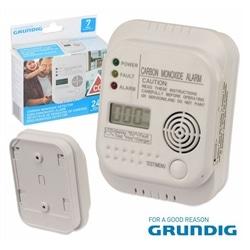 Detector De Gás C/ Alarme Grundig 07217 - 5008806307217