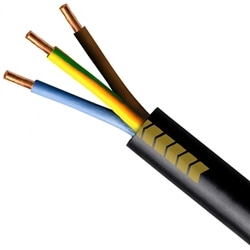 CABO XV 3G10 PRETO - 0000342