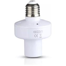 Suporte E27 Wifi C/ App Smart Home V-TAC 8421 - 8958421