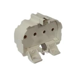 Suporte 2G11 fixação parafuso para lâmpadas PL-L/DULUX L - 513605000