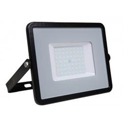 PROJECTOR LED SAMSUNG PRETO 50W 4000K 4000LM V-TAC 407 - 8950407