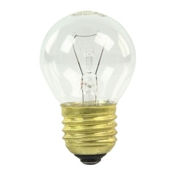 LAMPADA FORNO 300º G45 E27 25W 220V 45x70 - 890A1F325