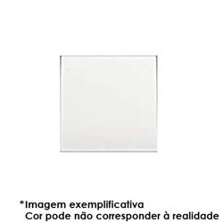 TECLA P/DOIS MECANISMOS DE 1MOD2MOD BRANCA 45077TBR - 45077TBR