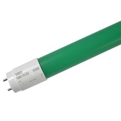LAMPADA LED T8 1200mm 16W 1850 lumens VERDE - 890T8LED16WVRD