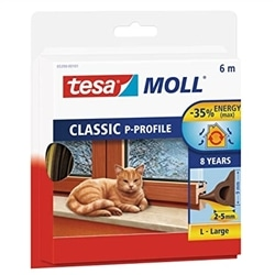 TESAMOLL CLASSIC PERFIL P 6M:9MM CAST - 05390-00101-00