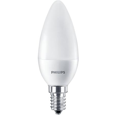 CorePro LEDcandle ND 7-60W E14 840 B38 FR PHILIPS 70305200 - 70305200