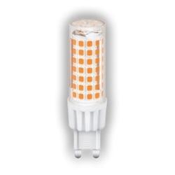 Lâmpada LED G9 7W 230V 3000k 640lm AVIDE - ABG9WW-7W