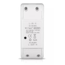Adaptador On/Off WI-FI 90x40x25 V-TAC 8422 - 8958422