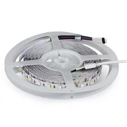 Fita LED compativel com ALEXA & GOOGLE HOME RGB V-TAC 2583