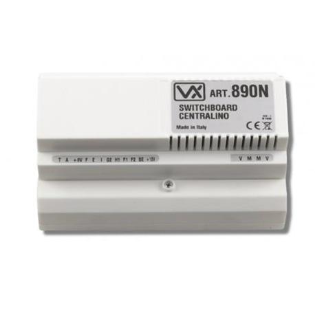 UNIDADE DE ALIMENTAÇÃO E CONTROLE DIN9 157.5mm VIDEX 890N - VX-890N