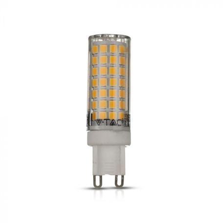 LAMPADA LED G9 6W 6000K 550LM V-TAC 2721 - 8952721