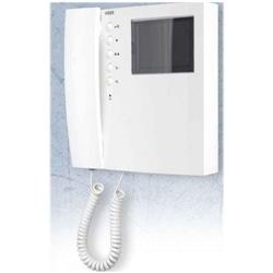 """Monitor 4"""" 5 botões vista front. sist. Coaxial VIDEX VX-3311 - VX-3311"""