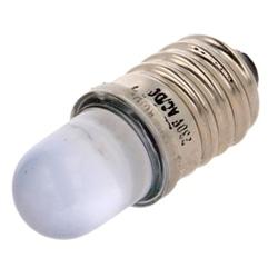 LAMP. LED AZUL E10 230VAC 100mcd POLAM-ELTA LB-E10-230AC - LB-E10-230AC