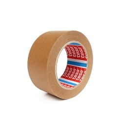 FITA EMBALAR PAPEL 50MM x 50MT TESA 4313 - TESA-4313-50TAN