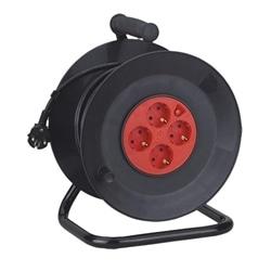 ENROLADOR 15 METROS ALV. PROT. 3G2,5 [4 TOMADAS] 42015 - 500-42015