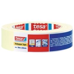 FITA PINTURA TESA KREPP 4323 30MM X 50MT - TESA-4323-30-50M
