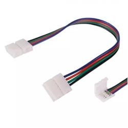 CONECTOR FLEXÍVEL P/ FITA LED RGB V-TAC 3502 - 8953502