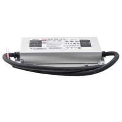 Fonte Aliment. 12VDC 12.5A 150W IP67 Mean Well XLG-150-12-A - XLG-150-12-A