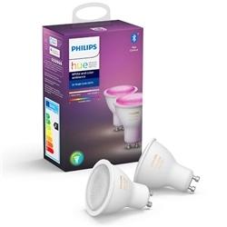 Philips HueWCA 6W GU10 2P EUR 8718699629250 - PHI8718699629250