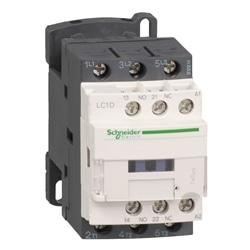 CONTACTOR 3P+NA+NF 7,5KW 24V SCHNEIDER LC1D18B7 - LC1D18B7