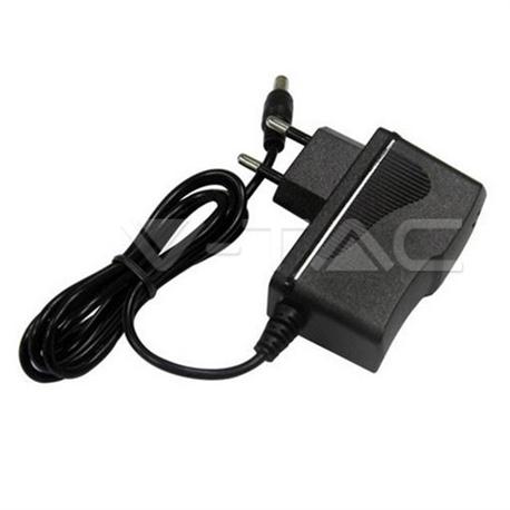 TRANSFORMADOR LED PLUG&PLAY 18W 12V 1.5A IP44 V-TAC 3237 - 8953237