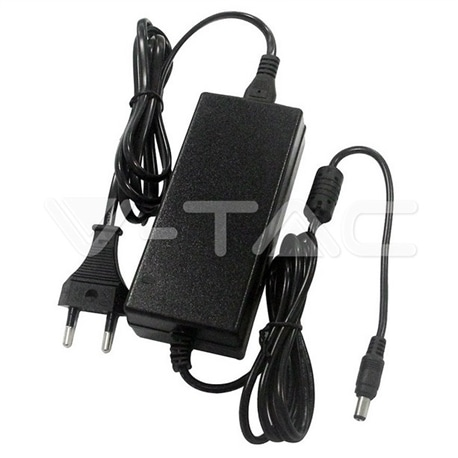 TRANSFORMADOR LED PLUG&PLAY 78W 12V 6.5A IP44 V-TAC 3240 - 8953240