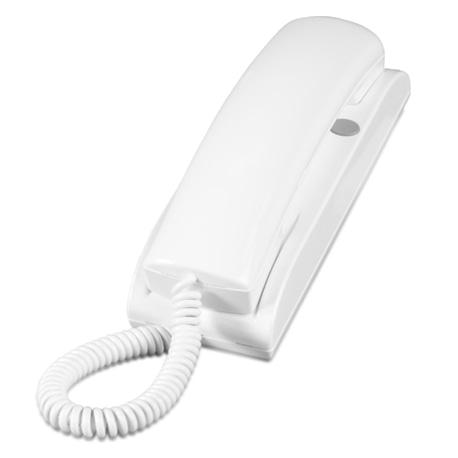 TELEFONE PORTA C/ BEZOURO PROJECT BRANCO FARFISA PT510W - FARPT510W