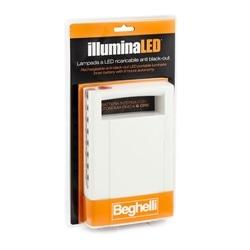 LANTERNA ILUMINA LED BEGHELLI BE3310 - 500BE3310