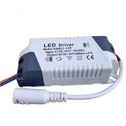 DRIVER / TRANSFORMADOR P/ DOWNLIGHT LED 6W 15-24V 270mA - 50/LED-TV/2835/6W