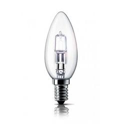 LAMPADA CHAMA HALOGÉNEO B35 E14 28W AVIDE 280409 - 890280409