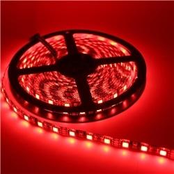 FITA LED 12Vdc 9,6W/mt 1000Lm/mt VERMELHO IP20 V-TAC 2128 - 8952128
