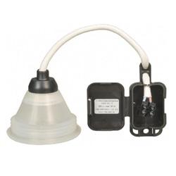 PROJECTOR GU10 SILICONE TRANSPARENTE INTER BAR 1000-501.01 - 007.1000.501.01