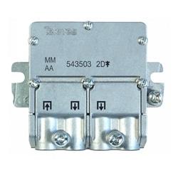 MINI-REPART. 5-2400MHZ EASYF 2D 4,3/4DB INT TELEVÉS 543503 - 543503