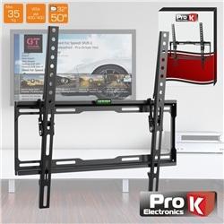 "Suporte LCD/LED 32/50"" Vesa 400/400 35kg PROK FX713 - 500FX713"