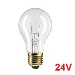LAMP. STAN ELV 60W E27 24V A60 CL - 09018884